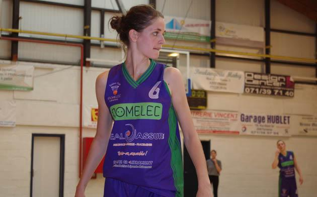 DOMELEC soutient le Basket ball club Libramont