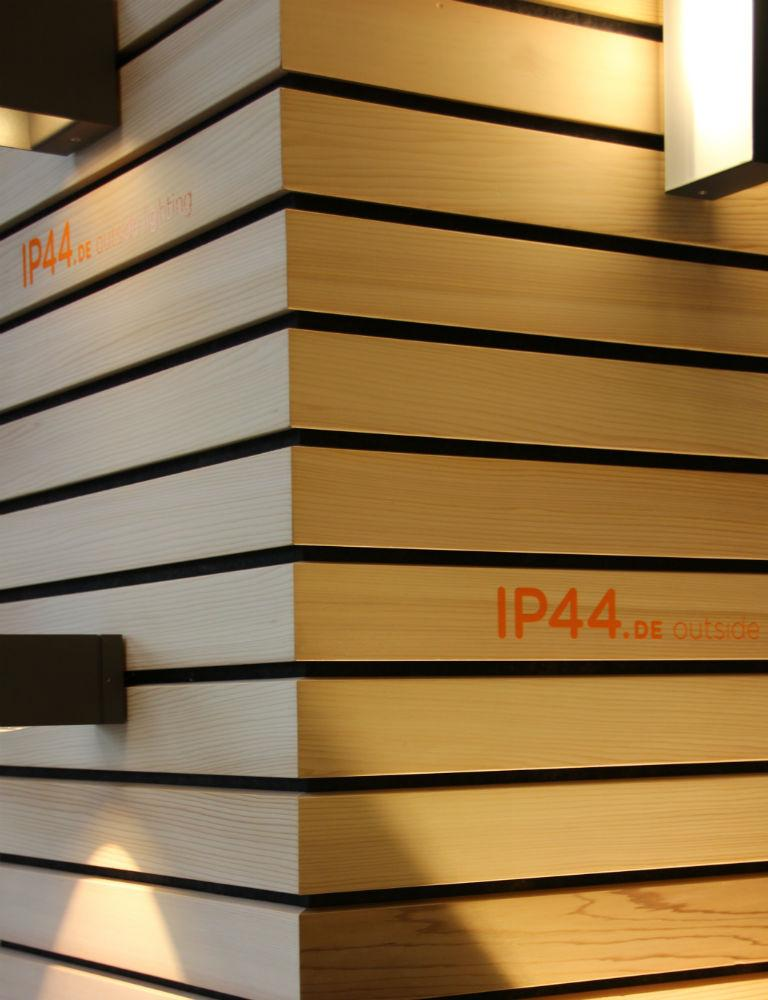 IP44, showroom